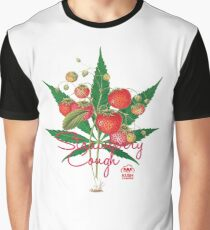 Strawberry Cough Graphic T-Shirt