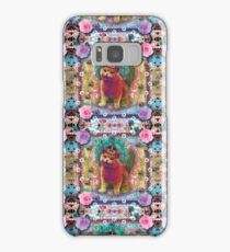 this first of his name king cat of the web Samsung Galaxy Case/Skin