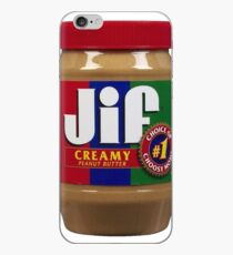Jif Peanut Butter (Extra Creamy) iPhone Case