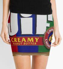 Jif Peanut Butter (Extra Creamy) Mini Skirt