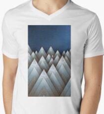 Metallic Mountains T-Shirt