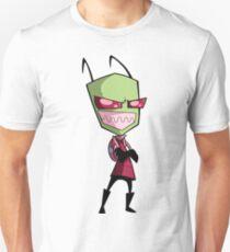 Zim evil Grin  T-Shirt
