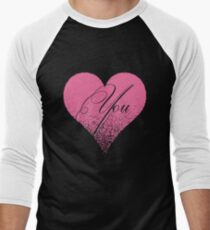 I love you   Heart valentine s day t shirt T-Shirt