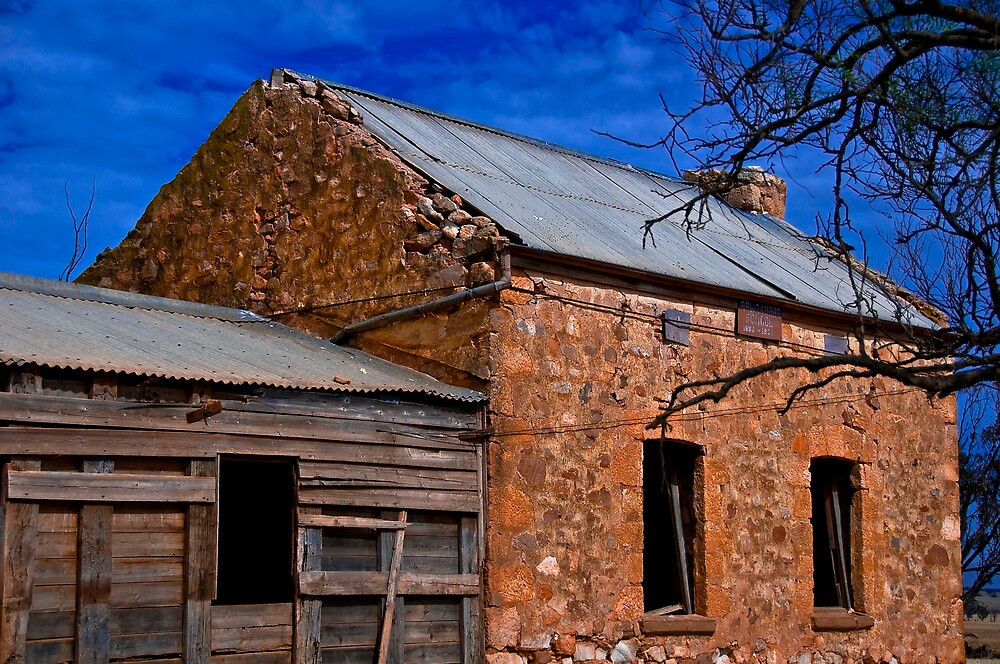 Old School House (Colour) by Shane Bolton