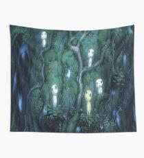 GHIBLI SPIRITS Wall Tapestry