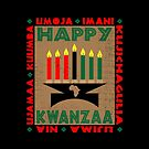 Happy Kwanzaa by EthosWear
