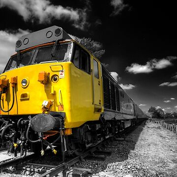 The BR class 50  by hawkie