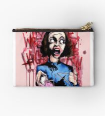 No Wire Hangers Studio Pouch