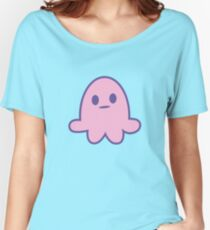 Cute pink octopus Women's Relaxed Fit T-Shirt
