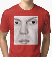 Evan Peters Tri-blend T-Shirt