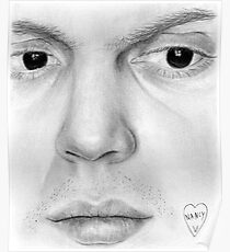 Evan Peters Poster