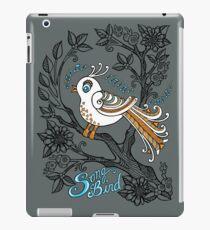 Song Bird iPad Case/Skin