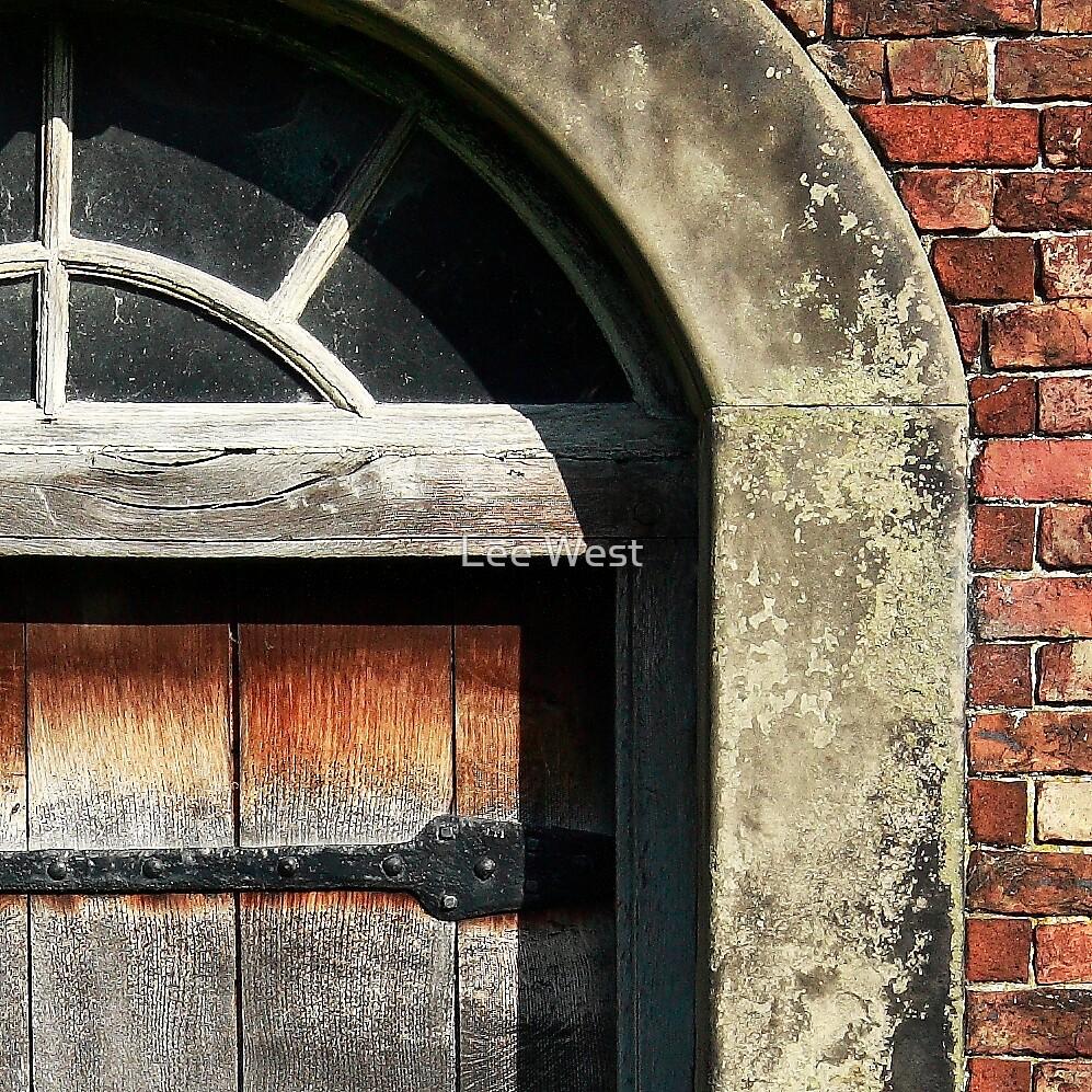 SIde door Dunham Hall by Lee West