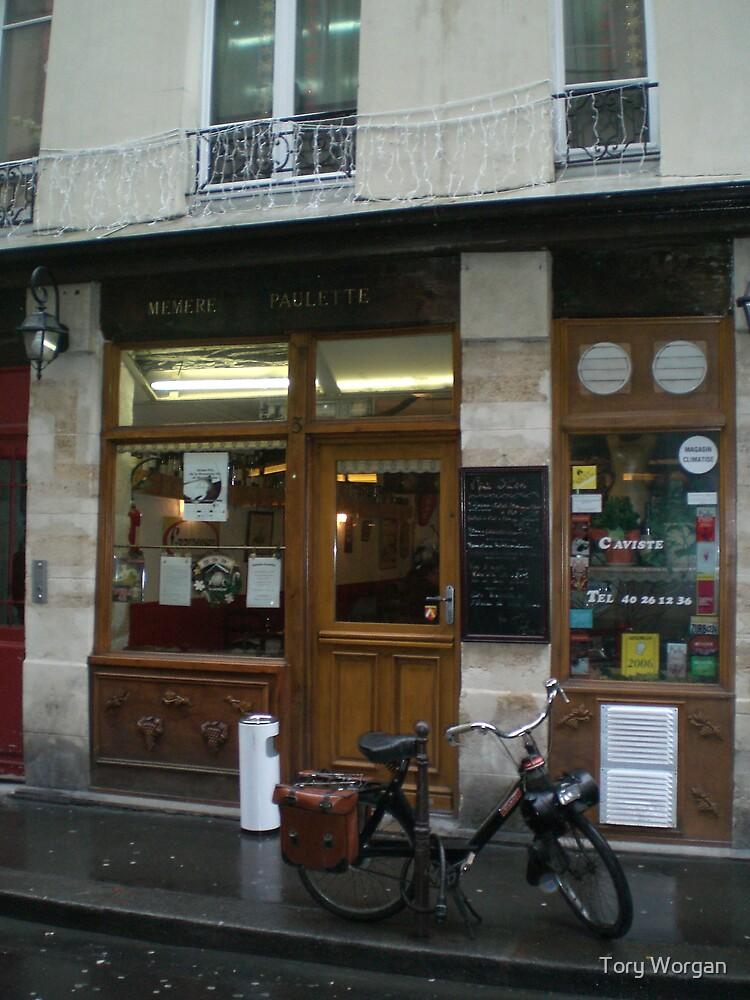 Memere Paulette, Paris by toryworgan