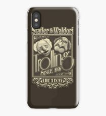 Grandfathers of Troll iPhone Case