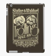 Grandfathers of Troll iPad Case/Skin