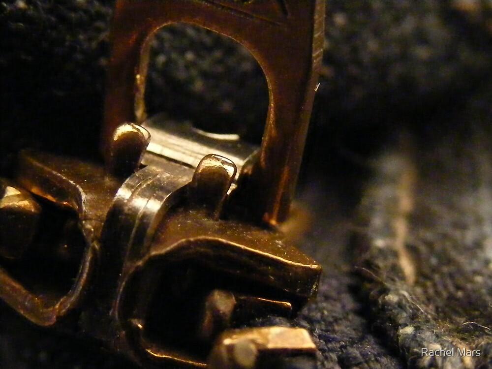 My Zipper by Rachel Mars