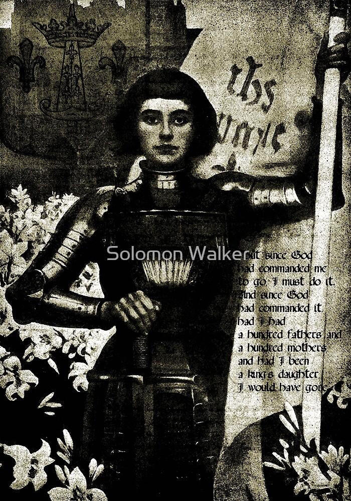 Jehanne d'Arc (Joan Of Arc) (pt.2) by Solomon Walker