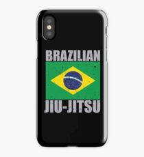 Brazilian Jiu Jitsu (BJJ) iPhone Case