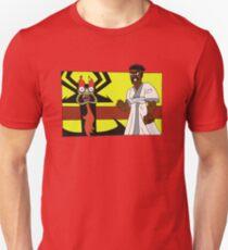 Samurai Black Dynamite T-Shirt