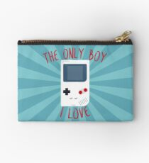 The only boy I LOVE! Studio Pouch