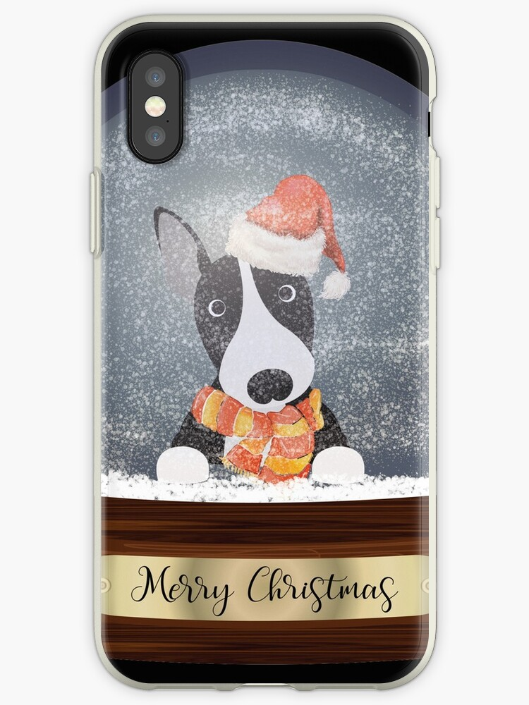 English bull terrier christmas gifts