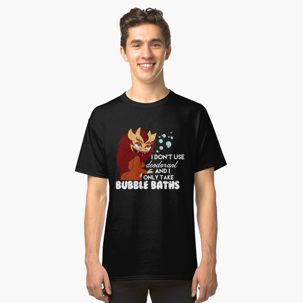 Hormone Monstress - Big Mouth Classic T-Shirt Front