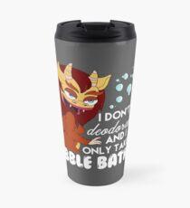 Hormone Monstress - Big Mouth Travel Mug