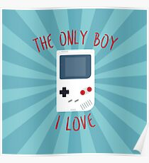 The only boy I LOVE! Poster