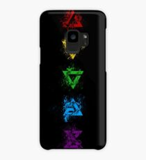 Witcher signs Case/Skin for Samsung Galaxy