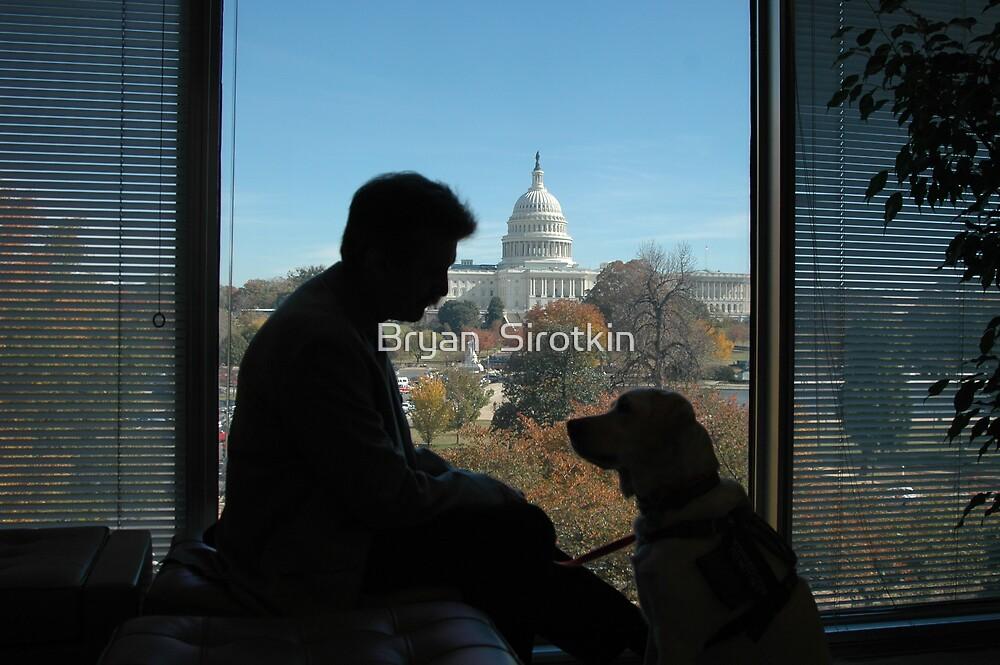 Puppy Love by Bryan  Sirotkin