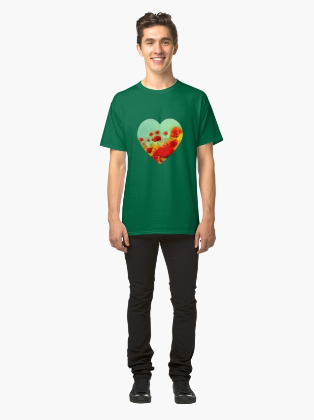 Alternate view of Poppy time  Classic T-Shirt