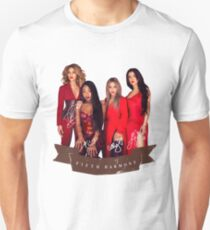 Fifth Harmony - Group // RED T-Shirt