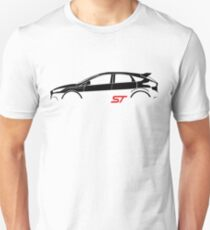 Ford Focus ST Vector T-Shirt