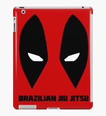 Brazilian Jiu Jitsu (BJJ) iPad Case/Skin