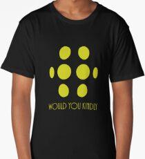 Bioshock - Big Daddy - Would You Kindly Long T-Shirt