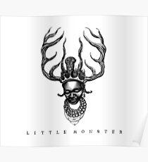 Royal Blood Little Monster Poster