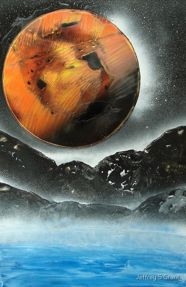 Rad Moon Rising by Jeffrey S Grant
