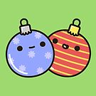 Cute baubles by peppermintpopuk