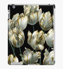 Winter Tulips in Gold. iPad Case/Skin