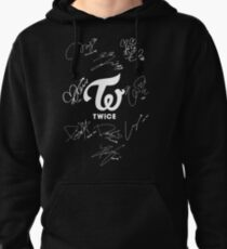 TWICE - Signed With Logo Pullover Hoodie