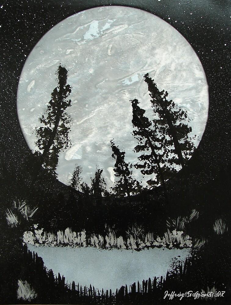 Moonlit by Jeffrey S Grant