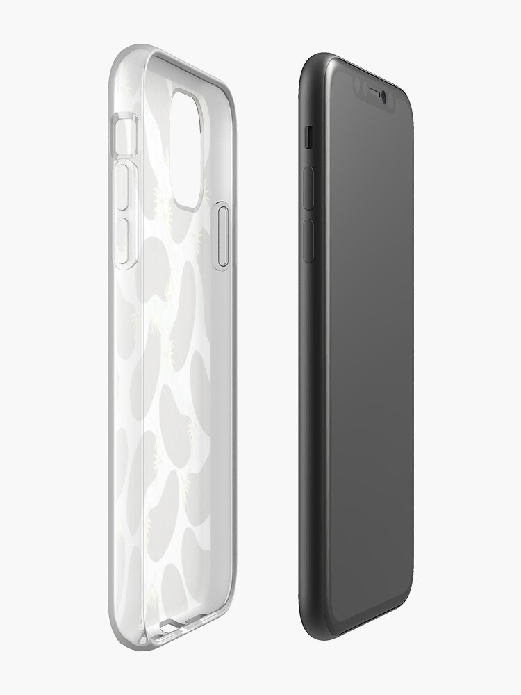 Alternate view of Aubergines iPhone Case & Cover