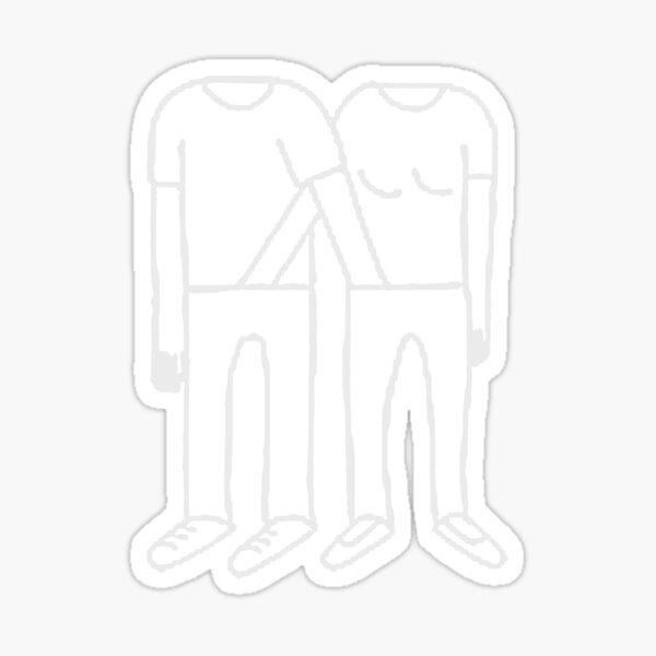 Balise de silure Sticker