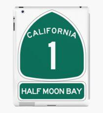 PCH - CA Highway 1 - Half Moon Bay iPad Case/Skin