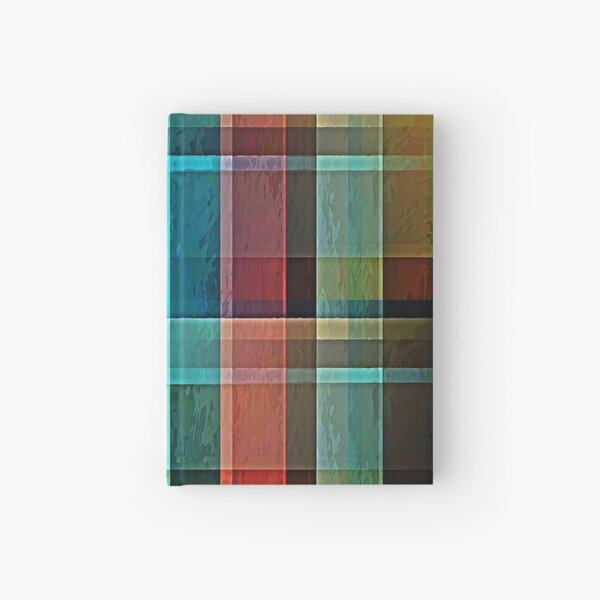 Plaid 17 Hardcover Journal