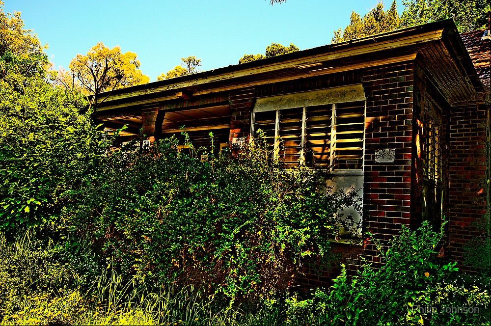 Gardener Required - Rozelle Hospital - The HDR Series by Philip Johnson