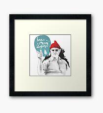 Have a MURRAY Christmas Framed Print