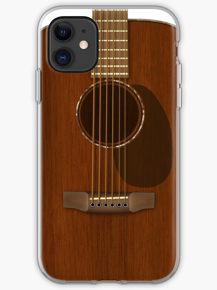 acoustic iphone 11 case