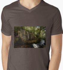 Ruined Gunpowder Mill - Cornwall T-Shirt